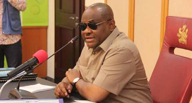 Gov Wike-Rivers-State
