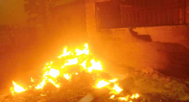 INEC-Office-On-Fire2