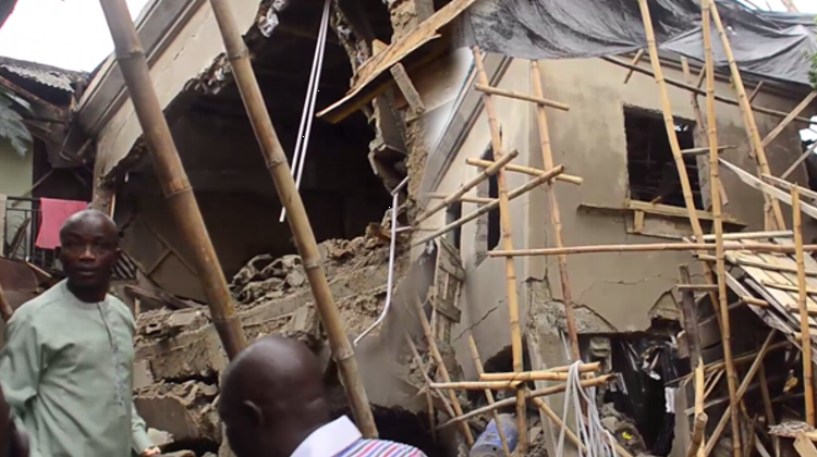 Magodo-collapsed-building