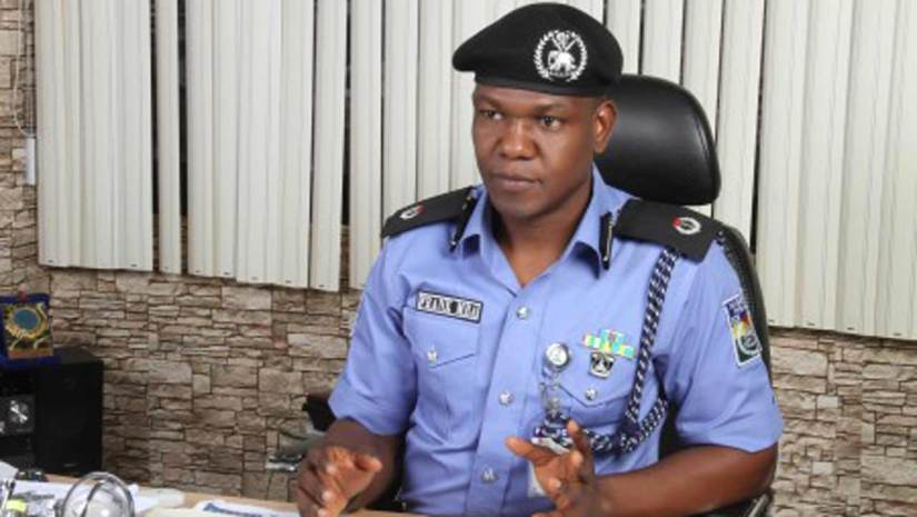 DCP Frank Mba